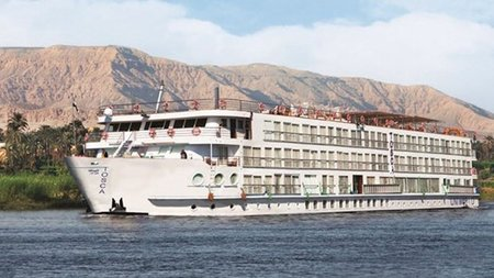 Uniworld's Queen of the Nile, River Tosca, Resumes Sailing  Egypt's Legendary River
