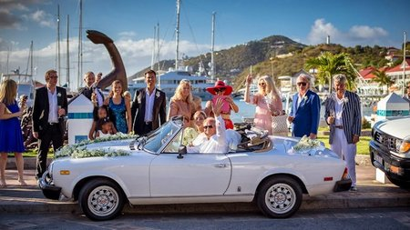 St Barth Properties' Wedding Services Bring Dream Weddings to Life