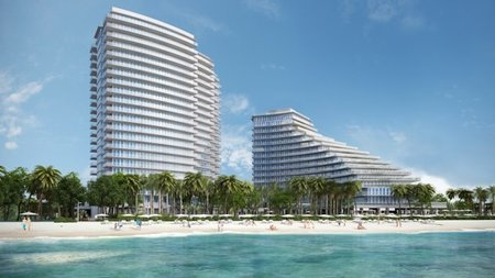 Auberge Beach Residences and Spa in Fort Lauderdale