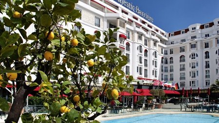 Spring Offers at the Hotel Majestic Barriere in Cannes