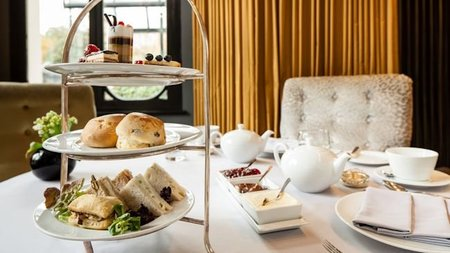 Afternoon Tea with an Italian Twist at Baglioni Hotel London