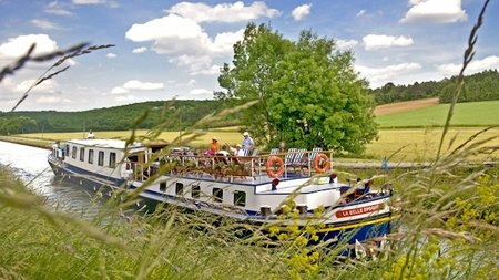 Low Euro Means High Savings on European Hotel Barge Cruising