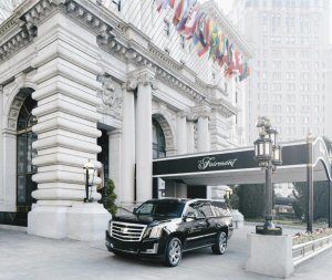 Fairmont Hotels & Resorts Partners with Cadillac in the U.S.