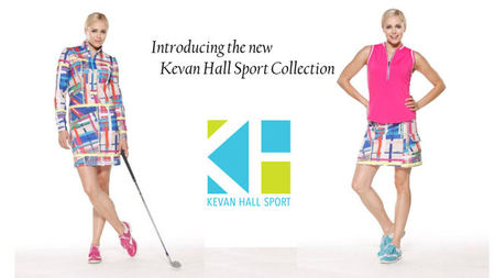 Kevan Hall Sport Brings Fashion to the Fairways