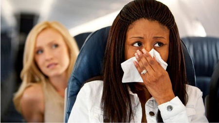 Tips for Traveling During Flu Season