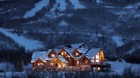 Luxury in the Rocky Mountains with Natural Retreats