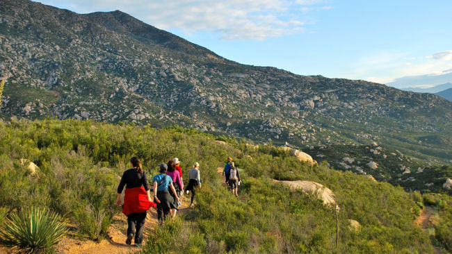 Best Trails for National Take A Hike Day, Nov 17