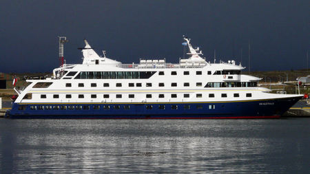 Lindblad Expeditions to Acquire the Via Australis Ship in the Galapagos Islands