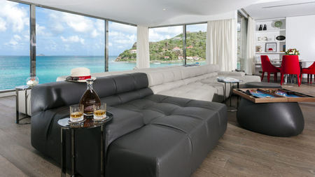 Eden Rock - St Barths Introduces The Christopher Columbus Suite