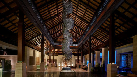 The Ritz-Carlton, Bali Introduces Three Revolutionary, Healthy Meeting Options