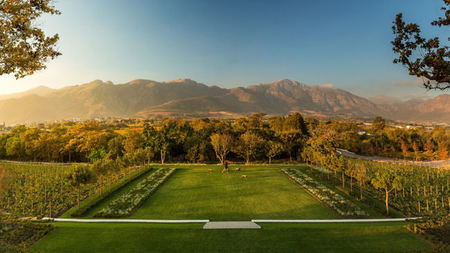 Leeu Estates to Open in South Africa's Winelands this June