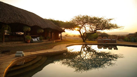 The Wilderness Charm that is Lewa Safari Camp