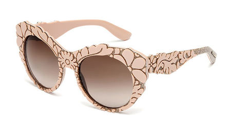 Get Ready for Summer with Dolce & Gabbana's Extravagant Sunglasses