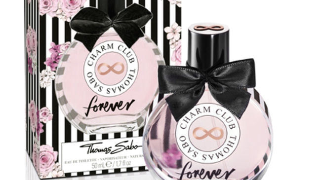 Charm Club Forever NEW Fragrance from Thomas Sabo