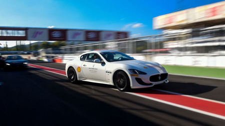 Maserati Launches Master GT 1 Driving Courses in the US