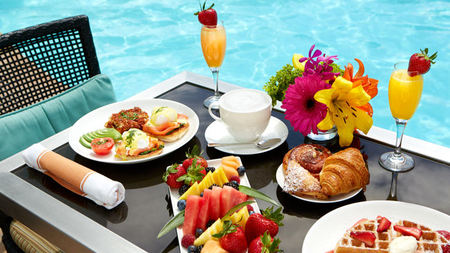 Father's Day at The Beverly Hilton: Brunch, BBQ and BABOR