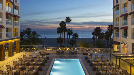 New Family Offerings at Loews Santa Monica Beach Hotel
