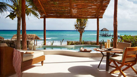 Healthy and Healing Guest Experience at Viceroy Rivera Maya