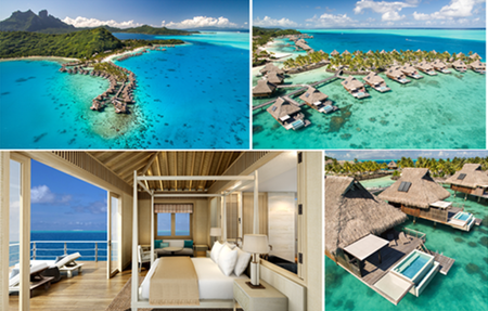 Sneak Peek of Conrad Bora Bora Nui, Opening March 2017