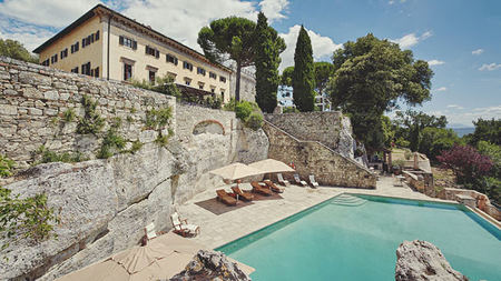 Savor Spring in Tuscany at Borgo Pignano
