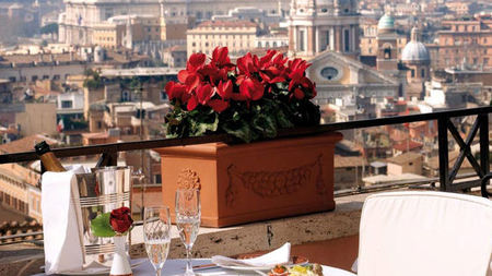 Hotel Hassler Roma Announces Christmas and New Year's Packages