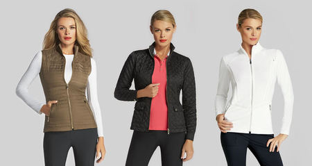 Tail Activewear: Fashions for the Stylish Active Woman and the Luxury Jetsetter