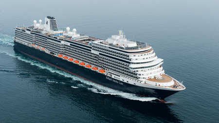 A Voyage on Holland America's New Ship MS Koningsdam