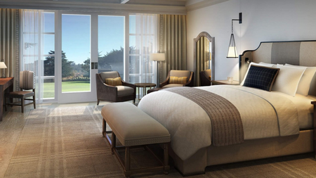 Pebble Beach Resorts To Open Fairway One At The Lodge