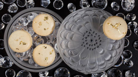The St Regis Bal Harbour & Lalique Offer World's Most Expensive Macarons