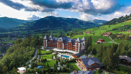 The Alpina Gstaad Offers New Package to Art Basel