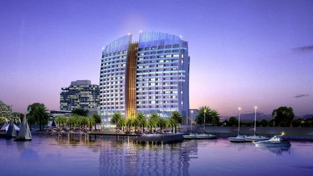InterContinental Abu Dhabi-Grand Marina to Debut this Year