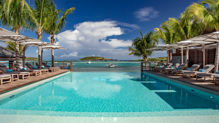 New St. Barths Luxury Hotel Rolls Out Wellness Program