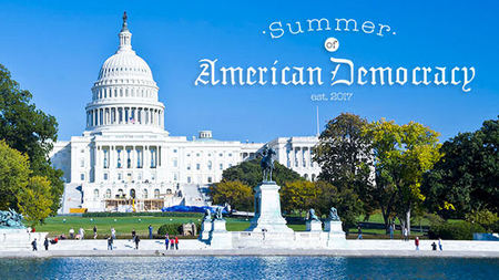 The Jefferson Launches Summer of American Democracy