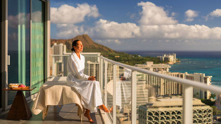 The Ritz-Carlton Residences, Waikiki Beach Launches Wellness Retreat Package