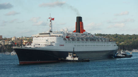 Cunard Prepares to Set Sail for QE2 50th Anniversary Celebrations