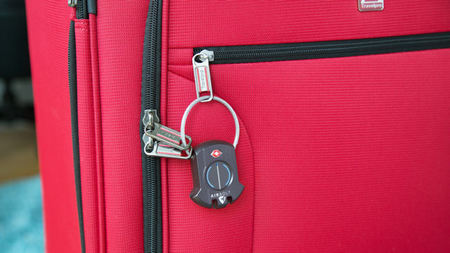Travel Smart with AirBolt - the Bluetooth-Enabled Luggage Lock