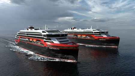 Hurtigruten Reveals New Hybrid Ships and 2019/2020 Polar Adventures