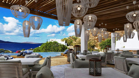 Katikies Mykonos to Open June 2018