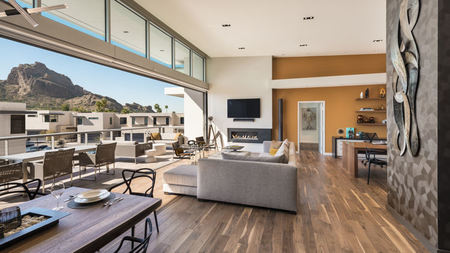 Mountain Shadows Debuts Resort Condominiums