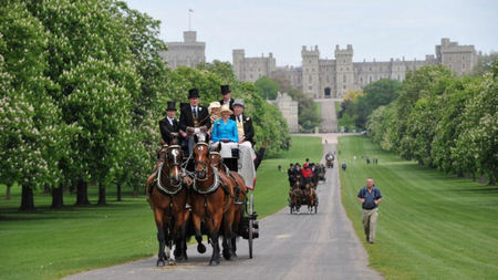 Royal Windsor Horse Show Celebrates its 75th Birthday this May