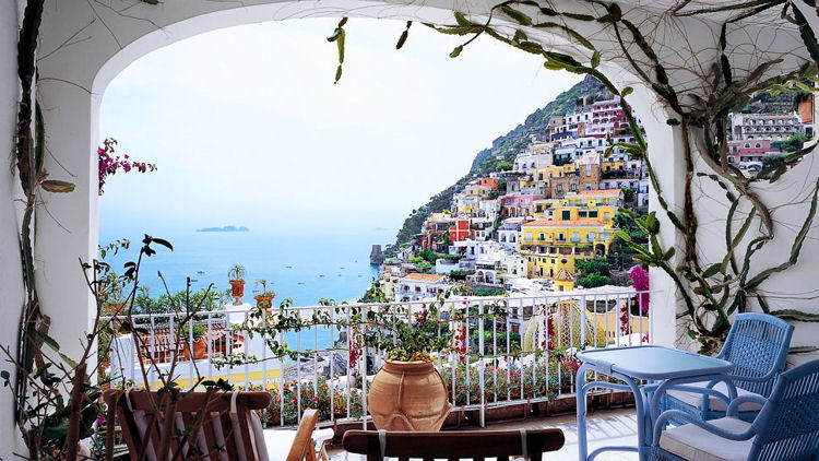 Top 5 Hotels On Italy S Idyllic Amalfi Coast