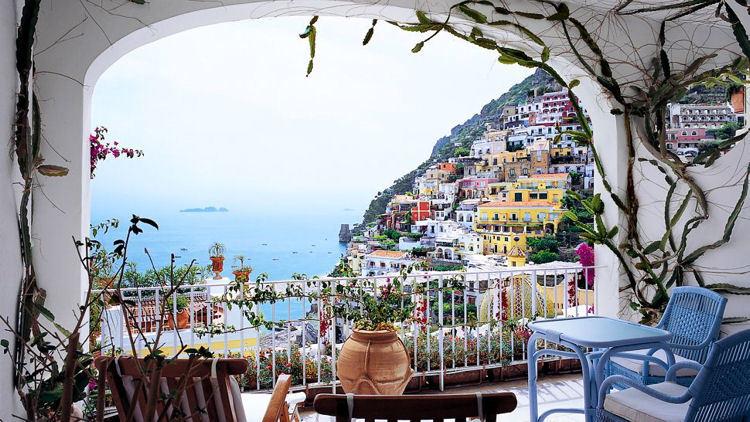 Top 5 Hotels On Italy S Idyllic Amalfi Coast