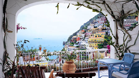 Top 5 Hotels on Italy's Idyllic Amalfi Coast