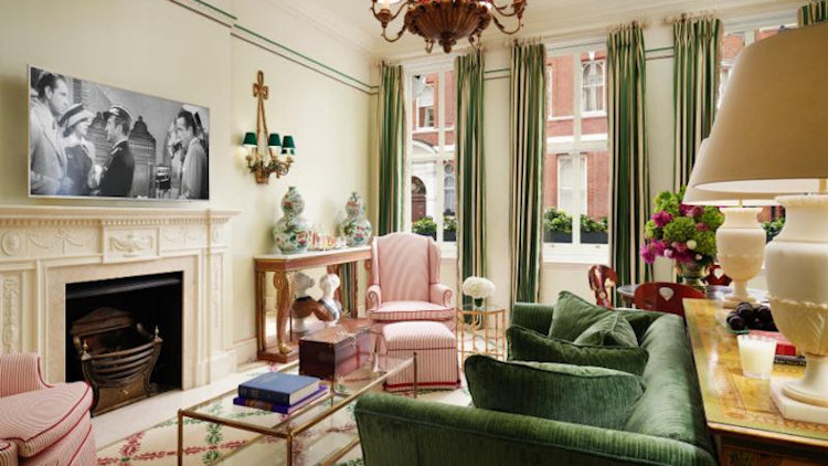 London's Five-Star Milestone Hotel Unveils Six Newly Designed Luxury Residences