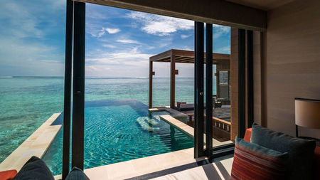 Overwater with Four Seasons Maldives at Kuda Huraa