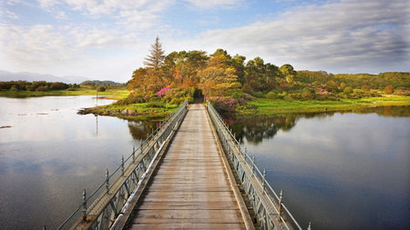 A Visit to Isle of Eriska, Scotland
