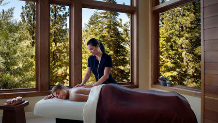 Winter Wellness at The Ritz-Carlton, Lake Tahoe