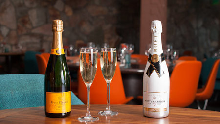 Celebrate the Season with a Bubbly Dinner at Hotel Valley Ho in Scottsdale