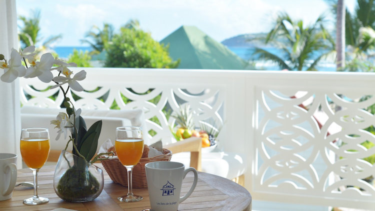 Les Ilets de la Plage Saint Barths Adds to Resort's Villa Collection