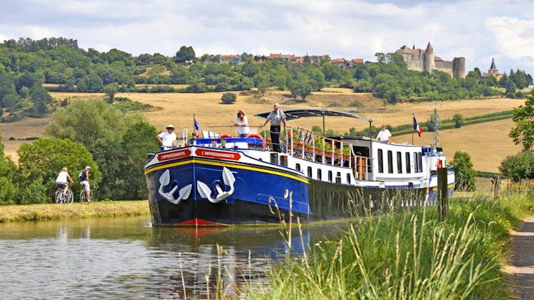 European Waterways Launches 2019 Hotel Barging Season with Special Offers